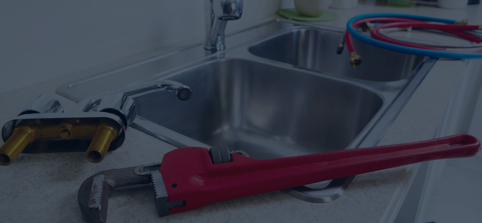 CT Plumbing Website Image