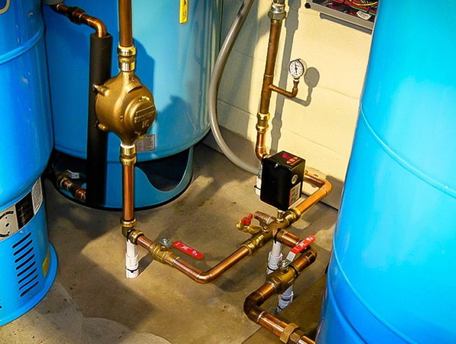 Well Water Pressure Tanks CT