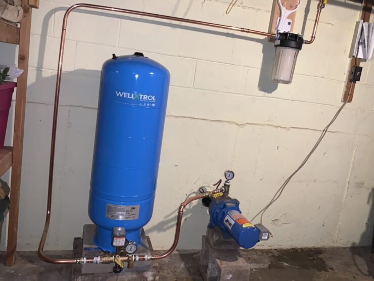 Water System Installation CT